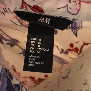 H&M Tops - H&M Floral Tunic